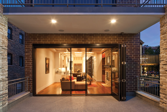 Centor Retractable Screen & Centor Retractable Screen | Buderim Blinds Curtains Awnings ...